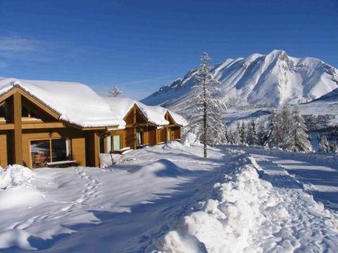 Résidence L'Orée des Pistes - Camping Hautes-Alpes - Image N°8