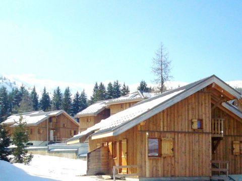 Résidence L'Orée des Pistes - Camping Hautes-Alpes - Image N°7