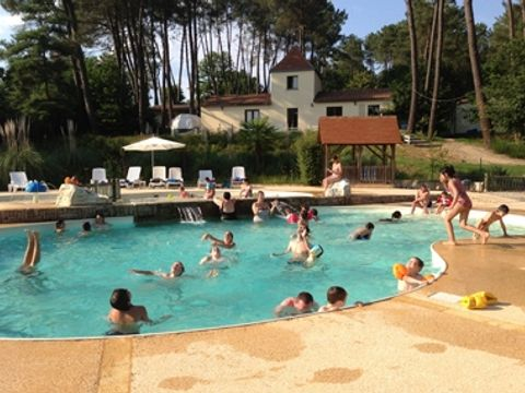 Camping Domaine des Grands Pins  - Camping Dordogne - Image N°4
