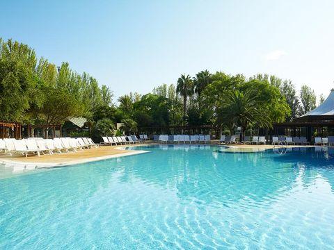 Camping Tamarit Beach Resort - Camping Tarragona - Image N°2