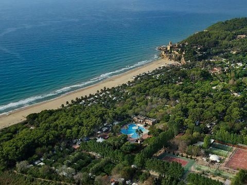 Camping Tamarit Beach Resort - Camping Tarragona - Image N°6