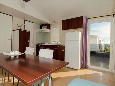 MOBILHOME 6 personnes - ARENAL