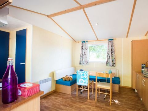 MOBILHOME 4 personnes - QUERCY