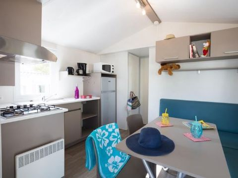 MOBILHOME 4 personnes - ROCAMADOUR