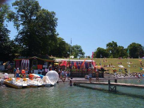 Camping Saint Disdille - Camping Haute-Savoie - Image N°4