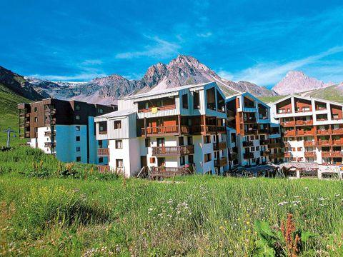 Résidence-Club Le Hameau du Borsat - Camping Savoie