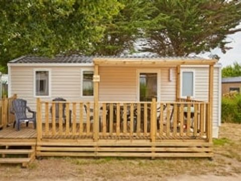 MOBILHOME 6 personnes - Mobil home cosy - I63C