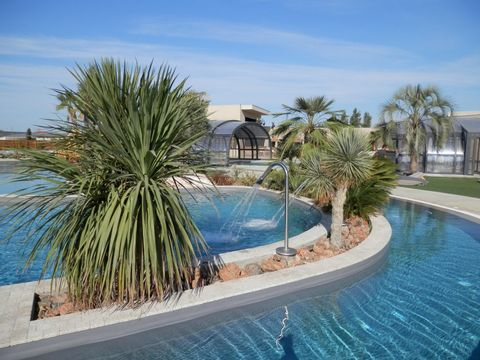 Camping les Dunes - Camping Pyrenees-Orientales