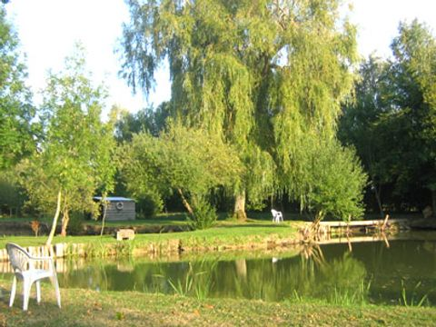 Camping Les Etangs Fleuris - Camping Seine-et-Marne - Image N°9