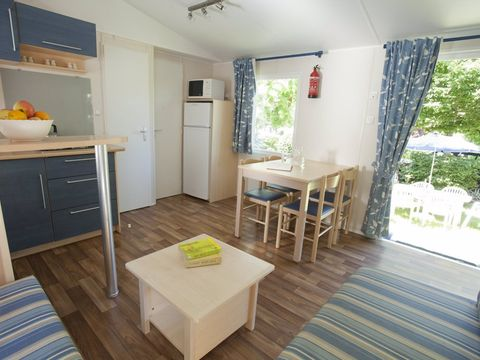 MOBILHOME 4 personnes - Etrille