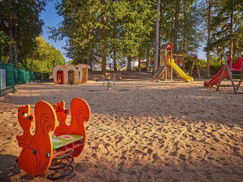 Camping Le Parc des Allais - Camping Indre-et-Loire - Image N°21