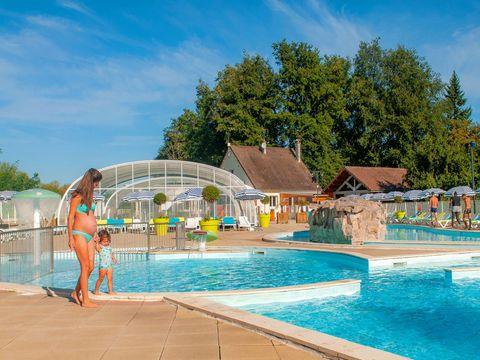 Camping Le Parc des Allais - Camping Indre-et-Loire - Image N°4