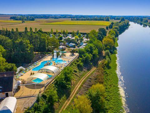 Camping Le Parc des Allais - Camping Indre-et-Loire
