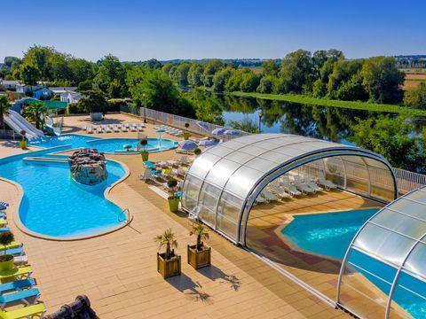 Camping Le Parc des Allais - Camping Indre-et-Loire - Image N°3