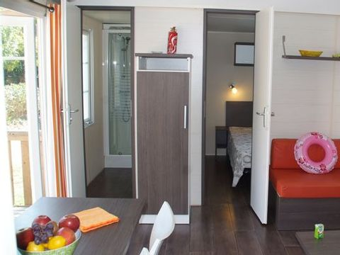 MOBILHOME 6 personnes - Family/Riviera, 2 chambres
