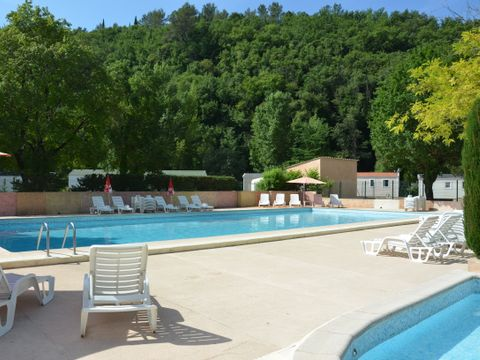 Alpes-Maritimes  Camping Les Rives du Loup  - Camping Alpes-Maritimes - Afbeelding N°3