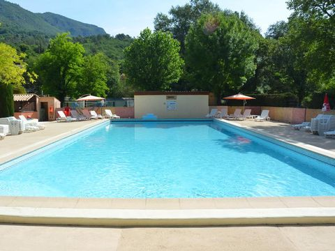 Alpes-Maritimes  Camping Les Rives du Loup  - Camping Alpes-Maritimes - Afbeelding N°2