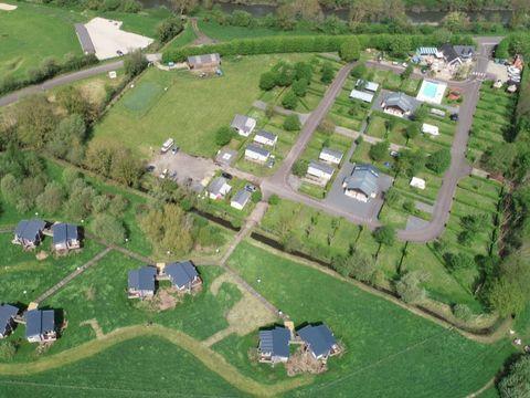 Eure  Camping Risle Seine les Etangs - Camping Eure - Afbeelding N°9