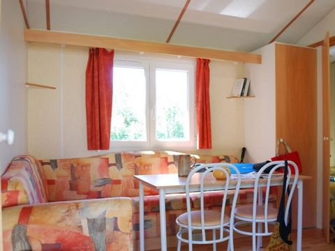 MOBILHOME 6 personnes - NIRVANA 3 chambres