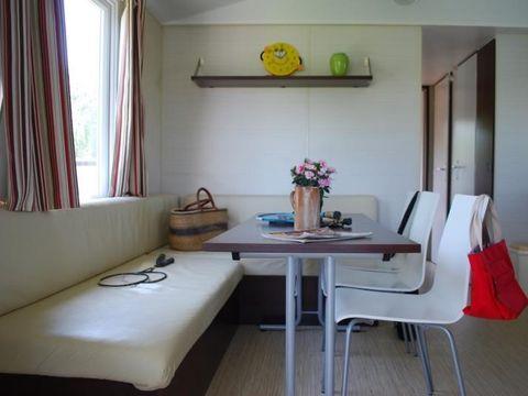 MOBILHOME 6 personnes - O'HARA 984  3 chambres