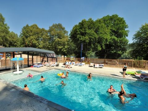 Flower Camping La Plage - Camping Correze