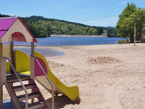 Flower Camping La Plage - Camping Correze - Image N°7
