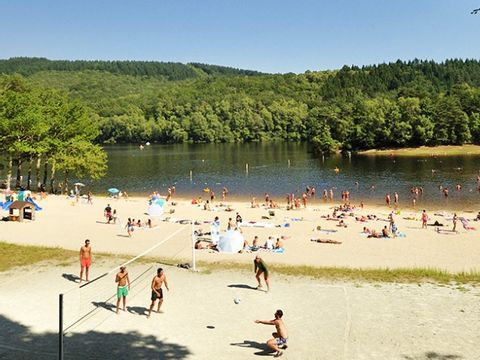 Flower Camping La Plage - Camping Correze - Image N°4