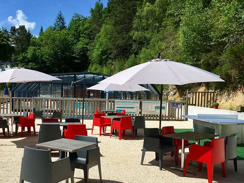Flower Camping La Plage - Camping Correze - Image N°11