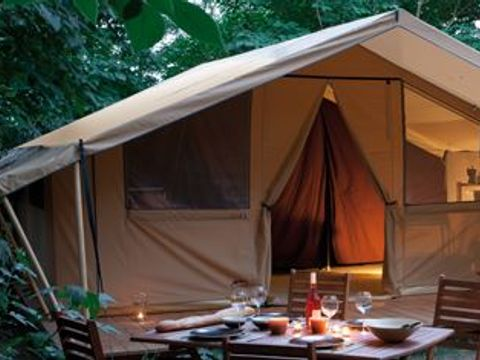 TENTE 4 personnes - Lodge Canadienne