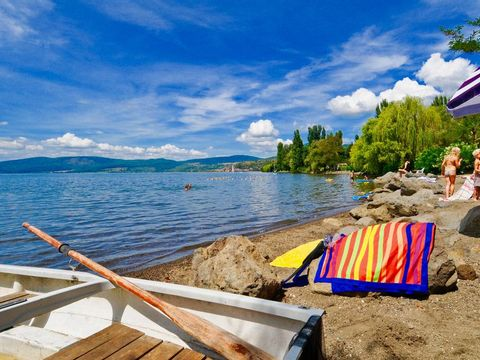 International Glamping Lago di Bracciano  - Camping Rome - Image N°3
