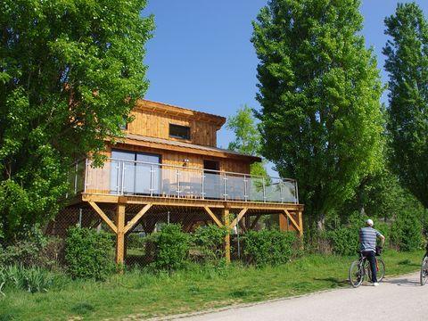 Kanopée Village - Camping Sites et Paysages - Camping Ain - Image N°13