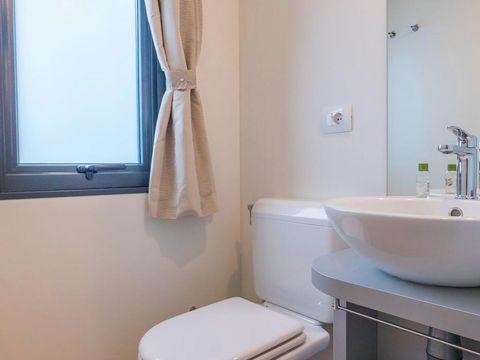 MOBILHOME 6 personnes - MODA climatisé + lave vaisselle  (M63D)