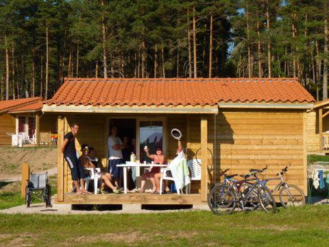 Camping Les Chalets du Haut Forez - Camping Loire - Image N°3