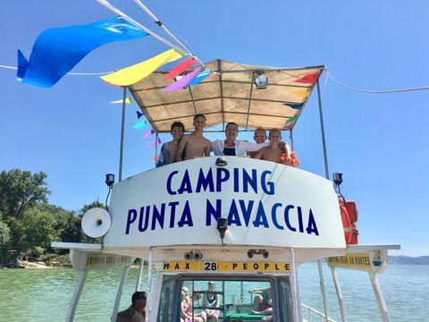 Camping Punta Navaccia  - Camping Pérouse - Image N°11