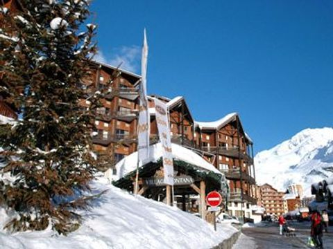 Résidence-Club Le Silveralp - Camping Savoie - Image N°3