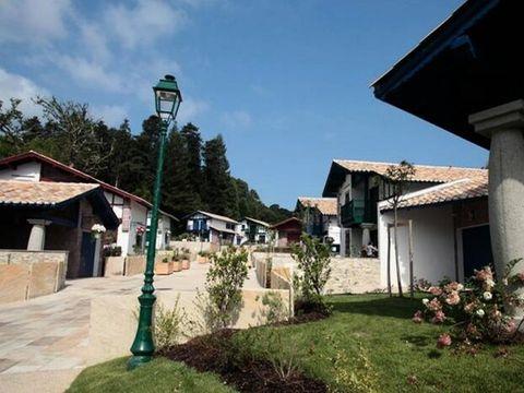 Résidence Prestige Le Domaine de Lana - Camping Pyrenees-Atlantiques - Image N°6