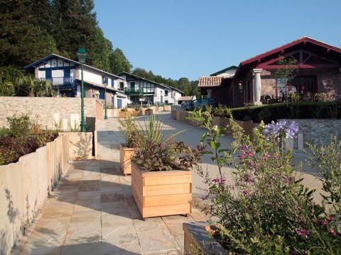 Résidence Prestige Le Domaine de Lana - Camping Pyrenees-Atlantiques - Image N°7