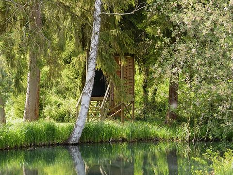 Village de gites Au soleil de Picardie - Camping Aisne - Image N°7