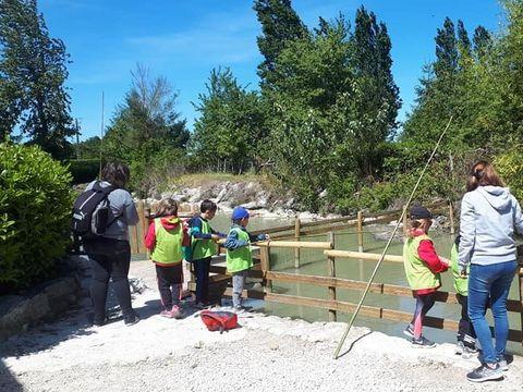 Camping Ferme Pédagogique de Prunay - Camping Loir-et-Cher - Image N°21