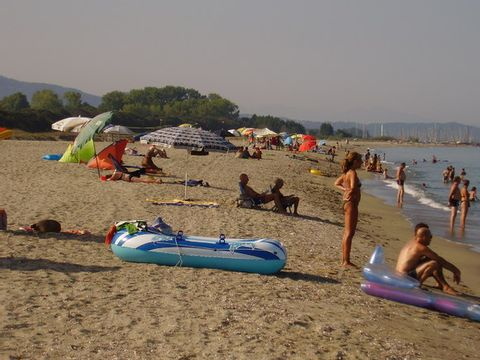 Camping Olmello Plage  - Camping Corse - Image N°8