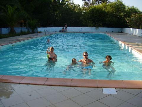 Camping Olmello Plage  - Camping Corse - Image N°3
