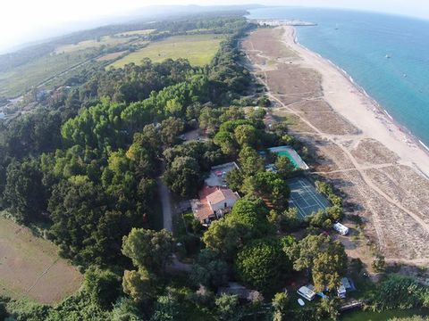 Camping Olmello Plage  - Camping Corse - Image N°11