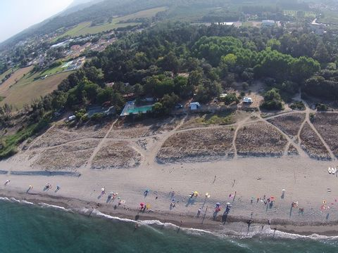 Camping Olmello Plage  - Camping Corse - Image N°10