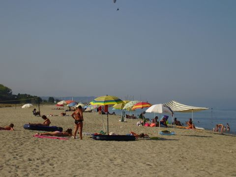 Camping Olmello Plage  - Camping Corse - Image N°9