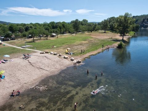 Camping La Plage Fleurie - Camping Ardeche - Image N°10