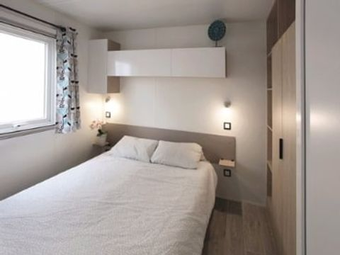 MOBILHOME 6 personnes - Esprit 2 chambres + clim