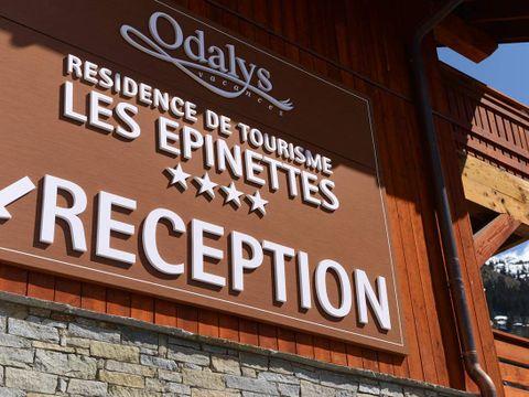 Résidence La Cascade - Les Epinettes - Camping Isere - Image N°8