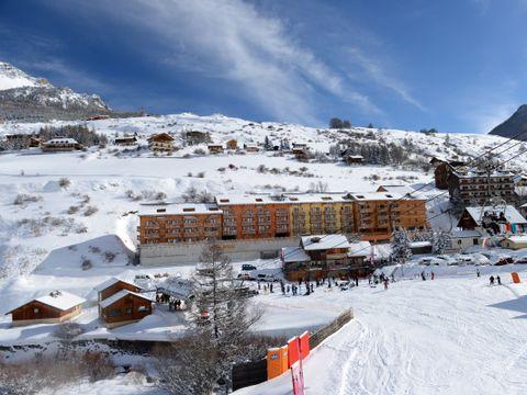 Résidence Pra Sainte Marie - Camping Hautes-Alpes - Image N°3