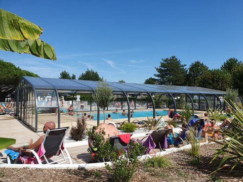 Camping Le Nauzan Plage  - Camping Charente-Maritime - Image N°3