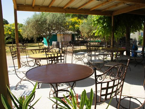 Camping Le Mas de Mourgues - Camping Gard - Image N°3